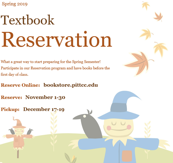 Textbook Reservation